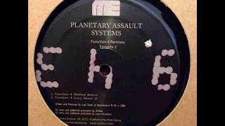 Planetary Assault Systems - Function 4 (Shifted remix) - Function 4 Remixes Episode 2 EP