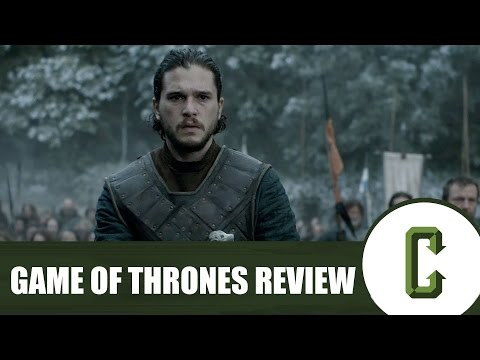 Game Of Thrones Season 6 Episode 9 Battle Of The Bastards Review Youtube