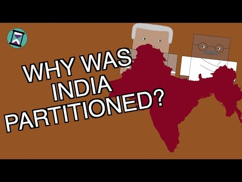 Why Was India Partitioned? (Short Animated Documentary)