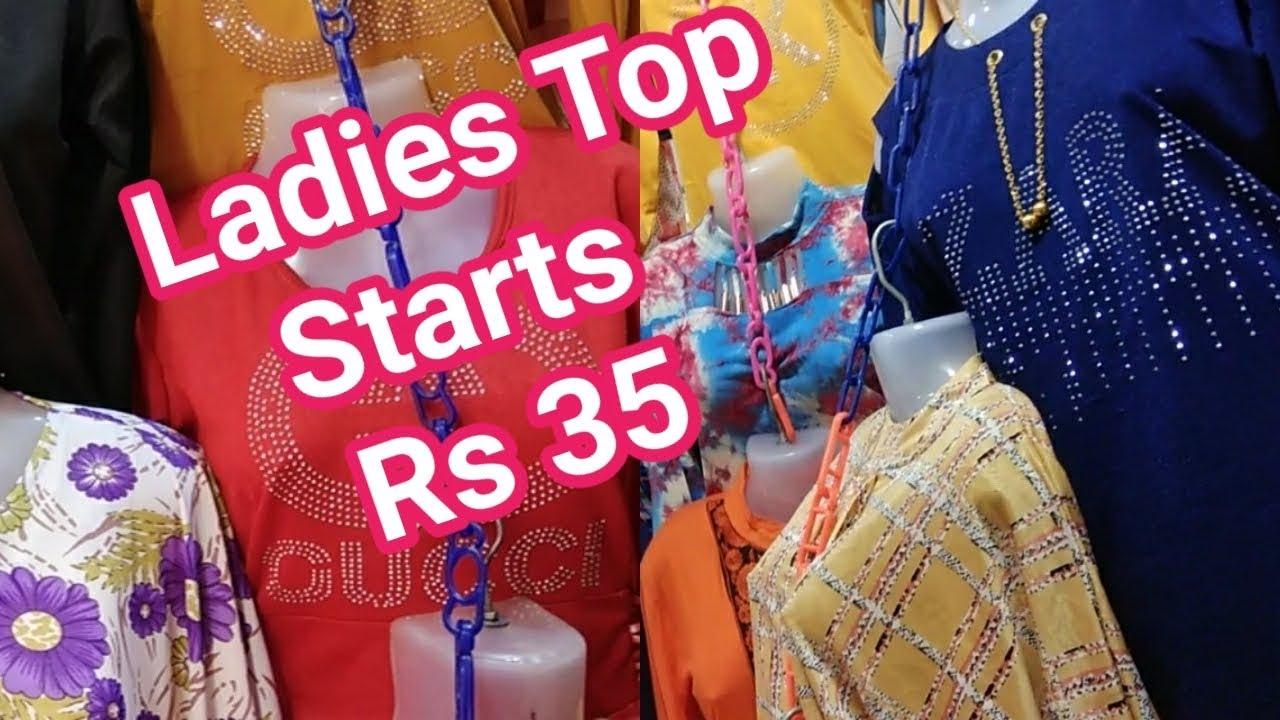 43155355d3c Ladies Top Wholesale Market I Fancy Ladies Top wholesale market I Gandhi  Nagar