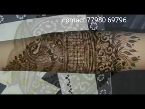 Mehendi artist for wedding