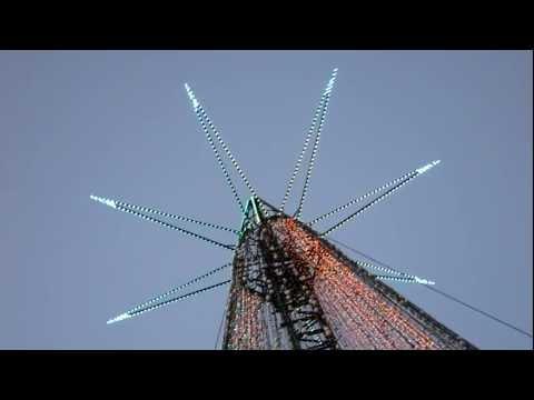 Telecom Christmas Tree Fireworks Extra?