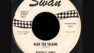 BEVERLY JONES & The Prestons - HEAR YOU TALKING
