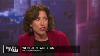 Beat the Press: Weinstein Takedown