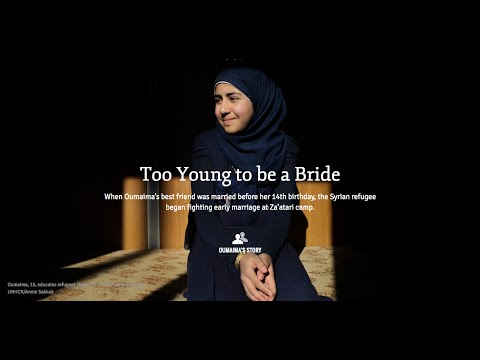 Jordan: Too Young to be a Bride