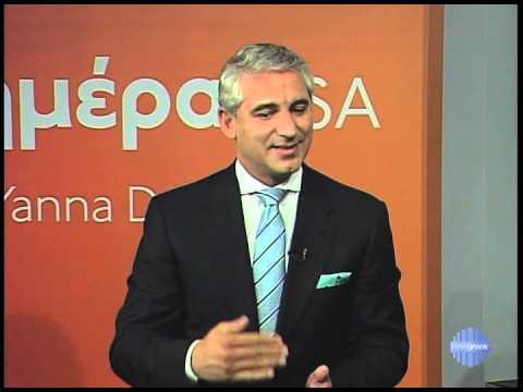 Yanna Darilis interviews Dr. David Samadi on Kalimera USA