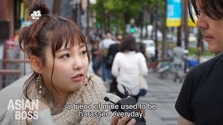 What Japanese Think Of Sexual Harassment | ASIAN BOSS