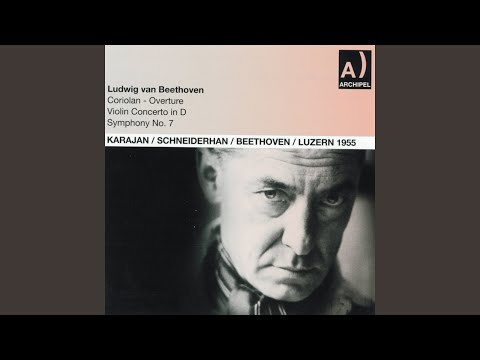 Violin Concerto In D Major, Op. 61 : Larghetto