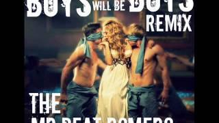 Paulina Rubio - Boys Will Be Boys (The Mr.Beat Romero Remix 2012)