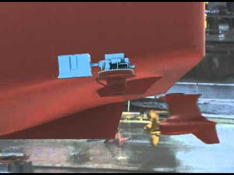 Rolly Royce Ulstein Aquamaster Azipull