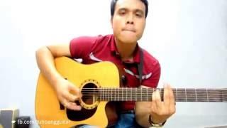 Điều Anh Biết (Chi Dân) - Guitar Cover Full hợp âm Tú Hoàng