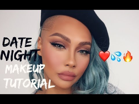 SNATCHED DATE NIGHT MAKEUP TUTORIAL | SONJDRADELUXE