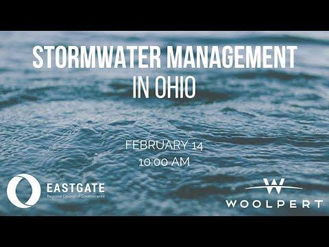 Stormwater Management in Ohio