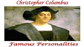 Famous Personalities Christopher Columbus