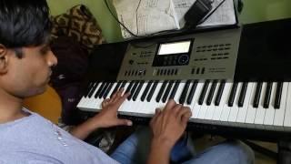 Tu pagal premi awara on keyboard--by-- Govind Kumar