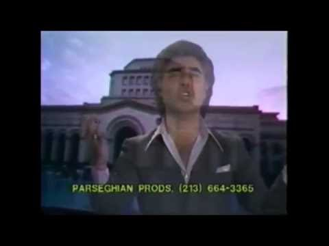Manuel Menengichian - Yerevan [1982 Video]
