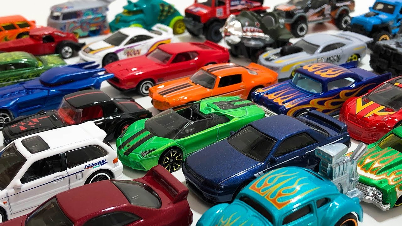It's just a picture of Punchy Pics of Hot Wheels