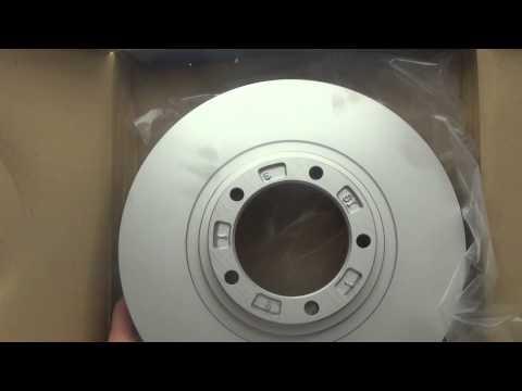 тормозной диск портер 2
