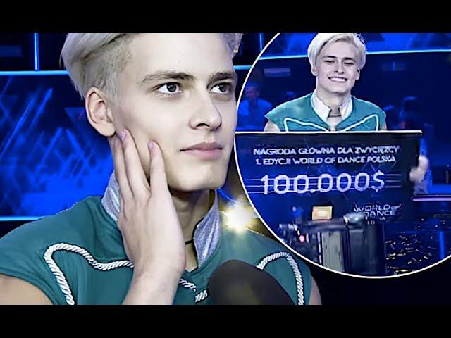 Ildar Gaynutdinov o wygranej w World of Dance