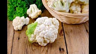 Салат из цветной капусты | Cыроедение | Очищение