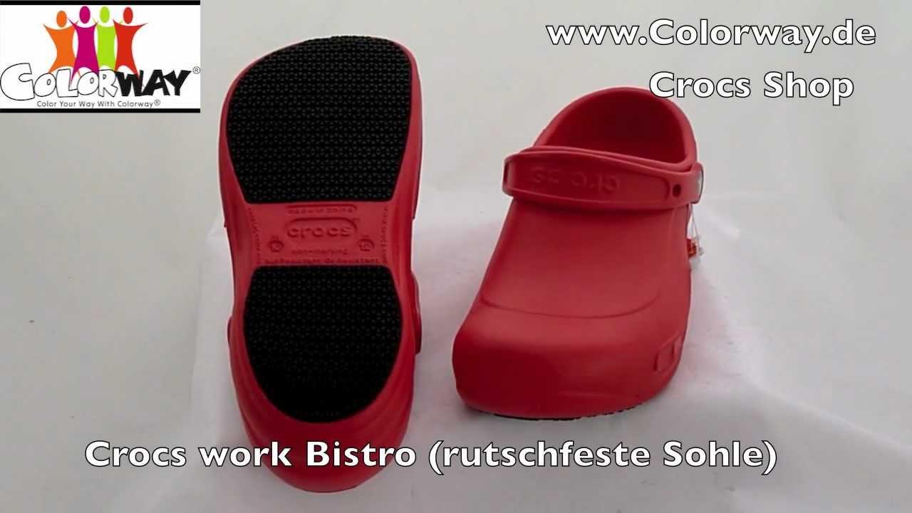 Crocs @ Work | Bequeme Arbeitsschuhe | Arbeitsschuhe von