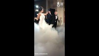 Красивый свадебный танец на красивом вечере!