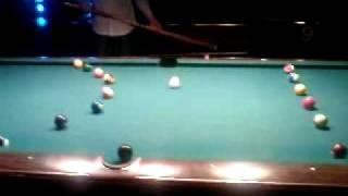 best billiard trick shot
