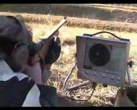 Electronic Shooting Targets