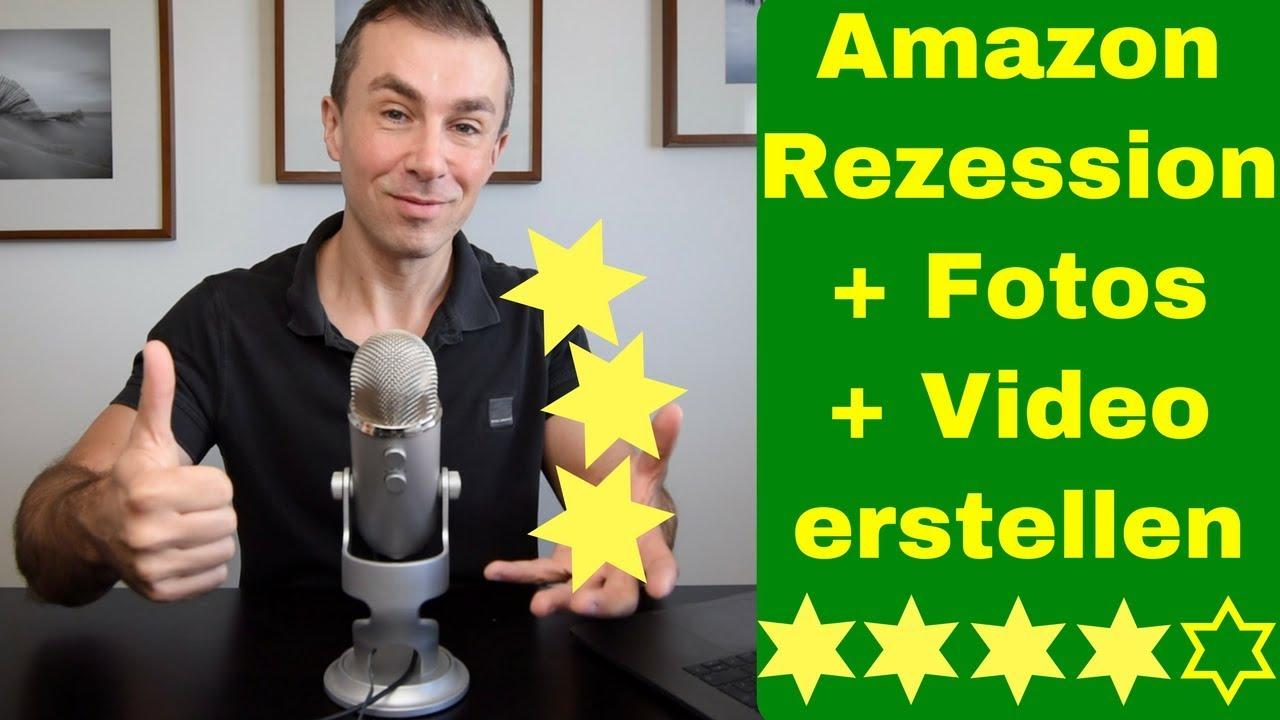 Amazon Rezension Schreiben