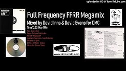 Full Frequency FFRR Megamix (DMC Mix by David Inns & David Evans May 1996)