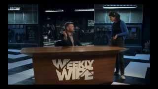 connectYoutube - Je suis Charlie - Hilarious American TV Reactions - Charlie Brookers Weekly Wipe