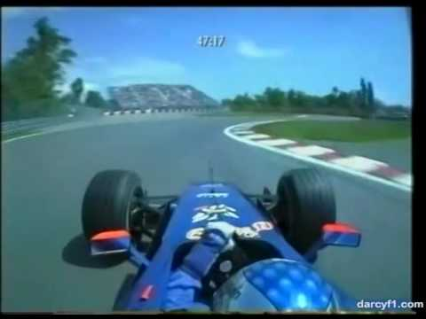 F1 Montreal 2000 - Jean Alesi Onboard