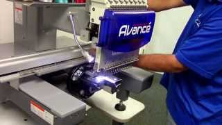 Best Commercial Embroidery Machine for the Price - Avance