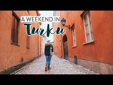 A Weekend in TURKU, Finland