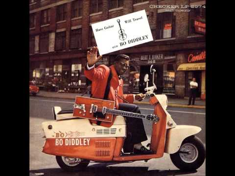 Checker Records - Bo Diddley