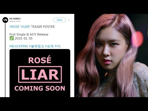 How YG Just Leaked Rose's Solo?