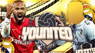 FIFA 19: YOUNITED ICON HENRY! REAL MADRID ZU GAST 😱😱 FIFA 19 Ultimate Team #2
