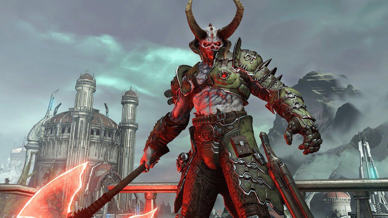 doom eternal marauder shield