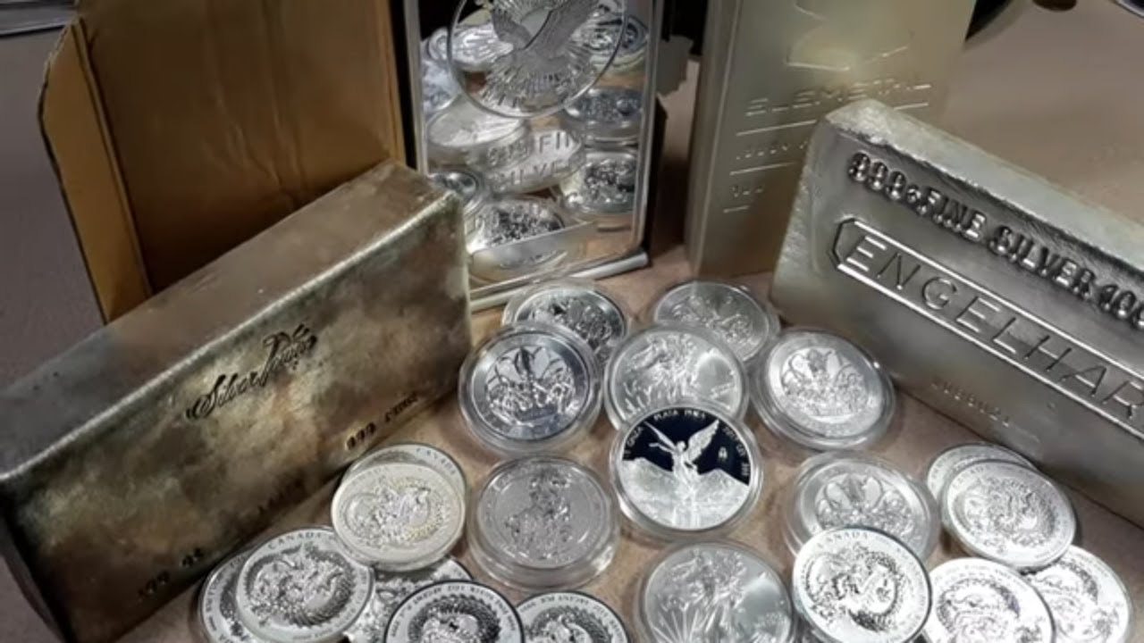 If you're a silver stacker, learn to be a seller as well
