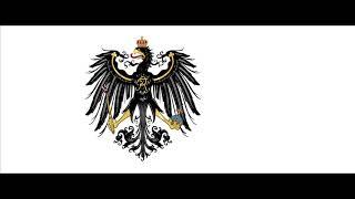 """【日独字幕】フリードリヒ大王の歌 """"Fridericus Rex"""" プロイセン軍歌"""