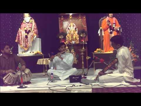 Jaya Ma Jaya Ma Jagadeeshwari Sai Ma - Flute