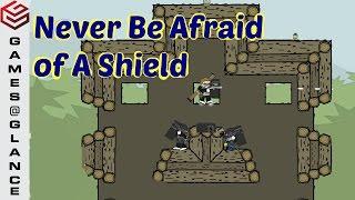 DA2 Mini Militia 14 Ways To Kill a Shield !!