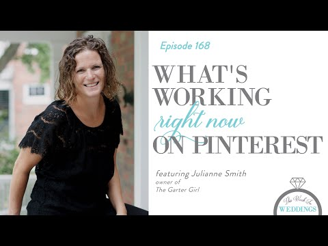 what's-working-right-now-on-pinterest-//-this-week-in-weddings-podcast-/-episode-168