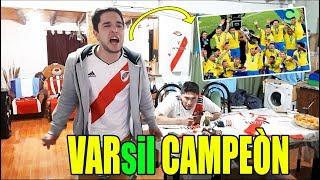 BRASIL 3 PERÚ 1 | Reacciones de Hinchas ARGENTINOS | BRASIL CAMPEÓN