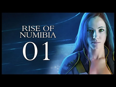 Rise of Numibia DLC Gameplay Part 1 (Starpoint Gemini Warlords)