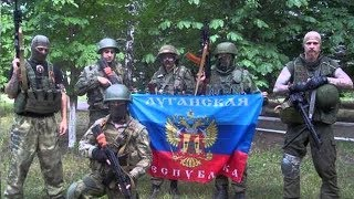 Супер клип об ополченцах и спецназе Новороссии ! (video) Танцуй Россия!