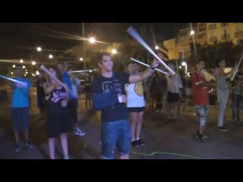 Tribu Melilla 2013 - Taller de Mayorette