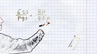 Алгебра 8 класс Сложение и вычитание алгебраических дробей с разными знаменателями #5