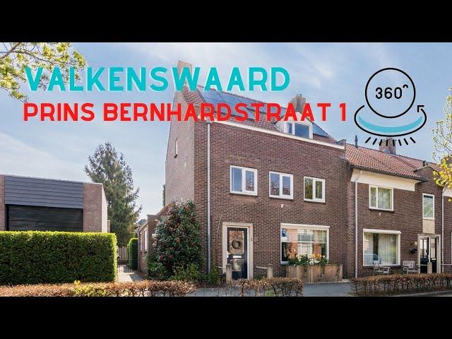360 graden video YouTube - Prins Bernhardstraat 1 Valkenswaard