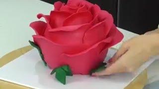 Роза-торт